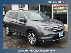 Chicago Used 2018 Honda Pilot Front-wheel Drive C13512A dealer - inventory