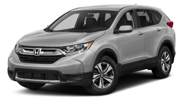 2018 Honda CR-V Compare