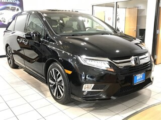 New 2018 Honda Odyssey Elite Van DC11571 for sale in Chicago, IL