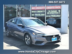 Chicago Used 2019 Honda Insight Front-wheel Drive DC13835A dealer - inventory