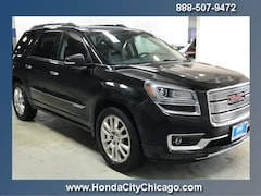 Chicago Used 2013 GMC Acadia All-wheel Drive P4012 dealer - inventory