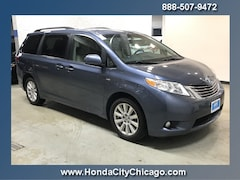Chicago Used 2017 Toyota Sienna All-wheel Drive P4027 dealer - inventory