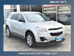 Chicago Used 2013 Chevrolet Equinox All-wheel Drive DTC13587A dealer - inventory