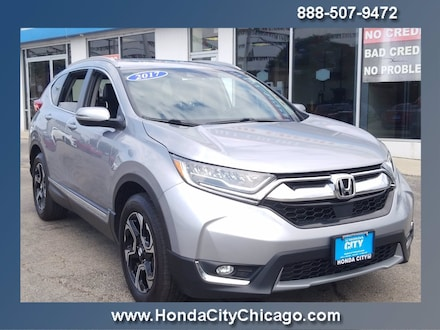 Featured Used 2017 Honda CR-V Touring Touring AWD for Sale near Orland Park, IL