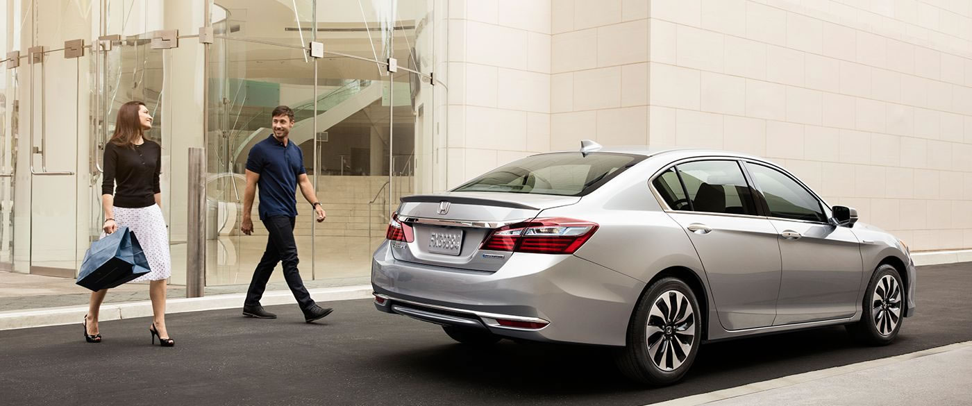 Honda Accord Hybrid Safety