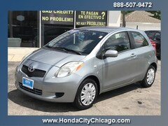 Chicago Used 2007 Toyota Yaris Front-wheel Drive P4162 dealer - inventory