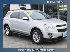 Chicago Used 2015 Chevrolet Equinox All-wheel Drive P3928 dealer - inventory