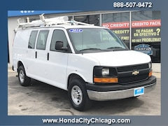 Chicago Used 2014 Chevrolet Express Cargo Van Rear-wheel Drive P4054 dealer - inventory