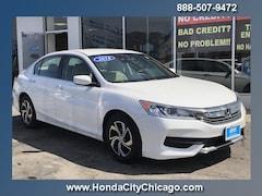Chicago Used 2016 Honda Accord Sedan Front-wheel Drive P4045 dealer - inventory