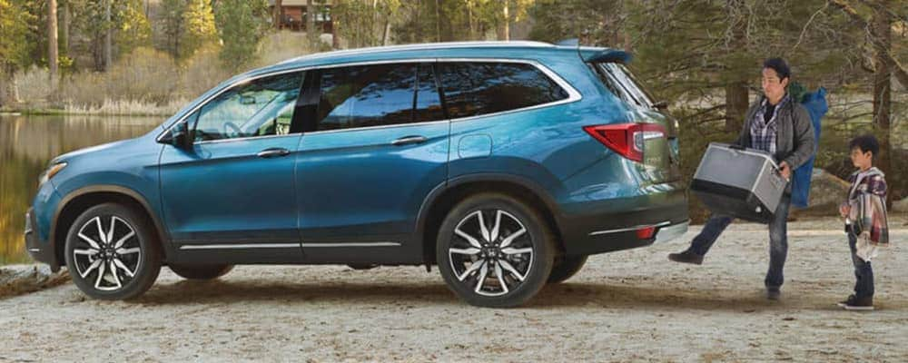 2019 Honda Pilot showing features.jpg