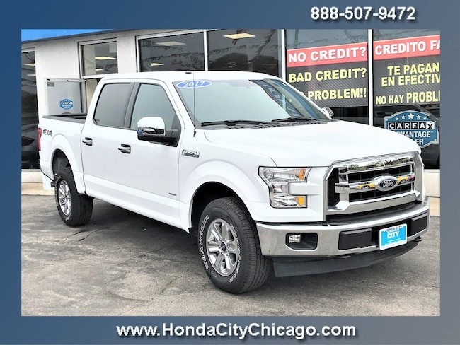 2017 Ford F 150 For Sale >> Used 2017 Ford F 150 Xlt For Sale In Chicago Il Near Morton