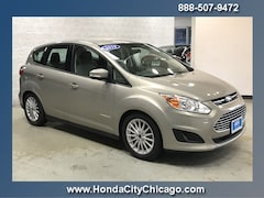 Chicago Used 2016 Ford C-Max Hybrid Front-wheel Drive P4106 dealer - inventory