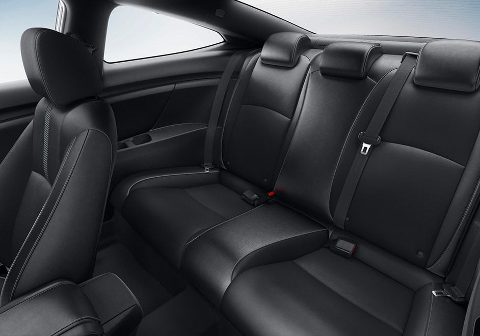 2019 Honda Civic Interior Leather Trim