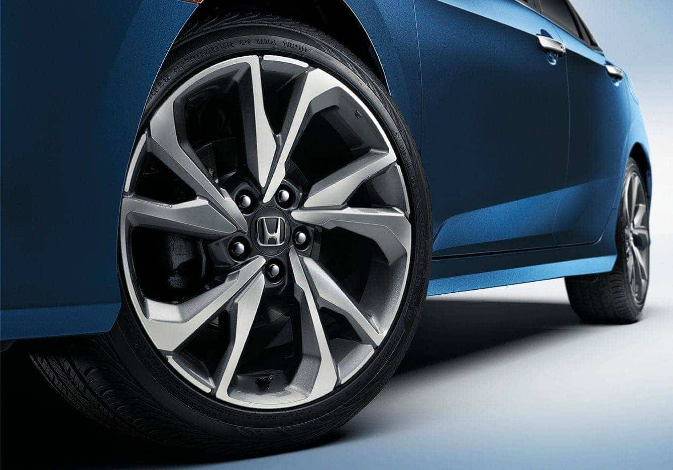 2019 Civic Alloy Wheels