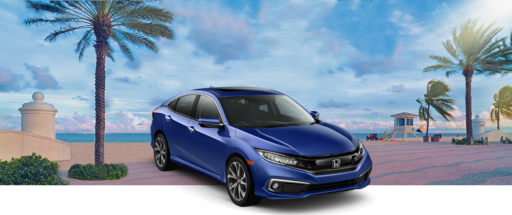 2019 Honda Civic Fort Lauderdale FL