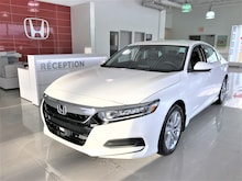 2018 Honda Accord LX Berline