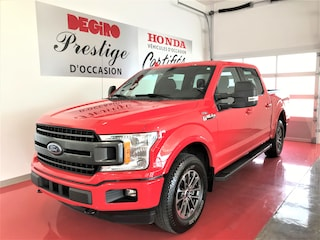 2018 Ford F-150 XLT 4WD SuperCrew 2.7 ECOBOOST EDITION 301A Camion