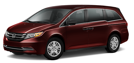 0.9% Financing on Honda Odyssey