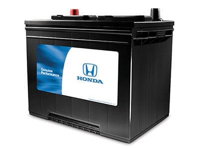 Honda Battery Coupon