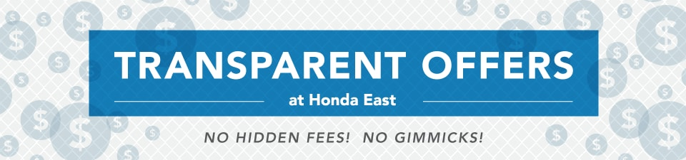Honda Transparent Lease Deals