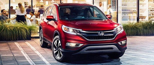 The Honda CR V Offers Spaciousness AndAward Winning Amenities