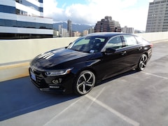 New 2019 Honda Accord Sport Sedan 1HGCV1F38KA035163 in Honolulu