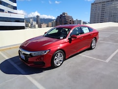 New 2018 Honda Accord LX Sedan 1HGCV1F15JA251887 in Honolulu