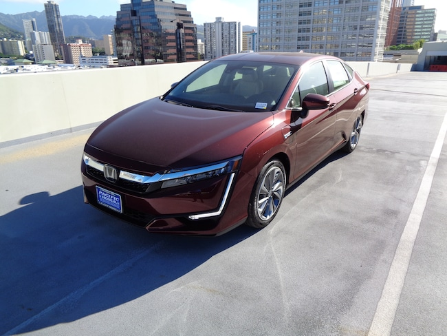 New 2018 Honda Clarity Plug-In Hybrid Touring Sedan in Honolulu