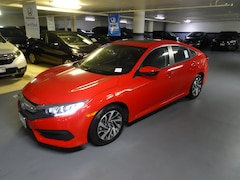 Used 2016 Honda Civic EX Sedan 2HGFC2F78GH526739 in Honolulu