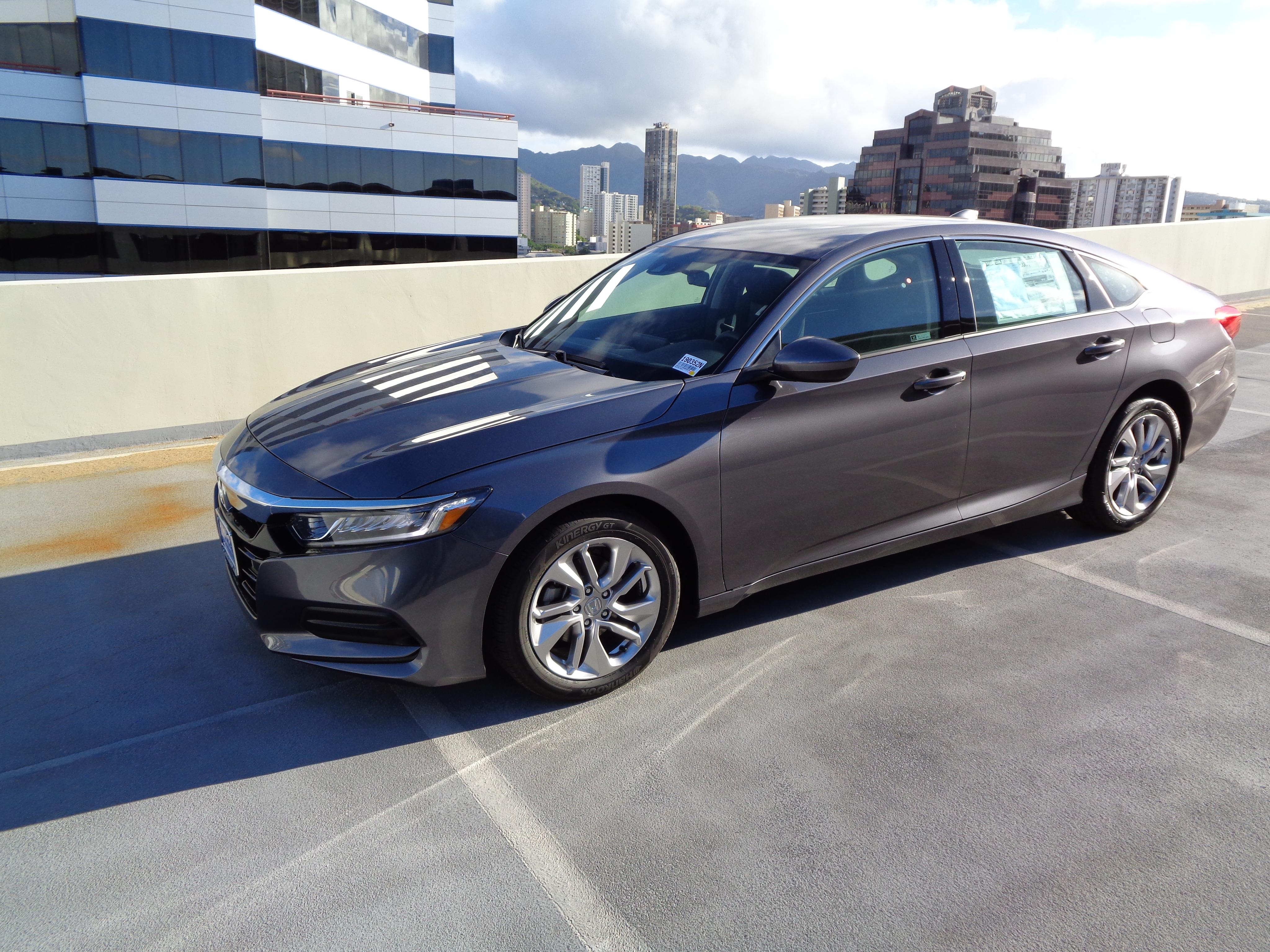 2019 Honda Accord For Sale In Honolulu HI