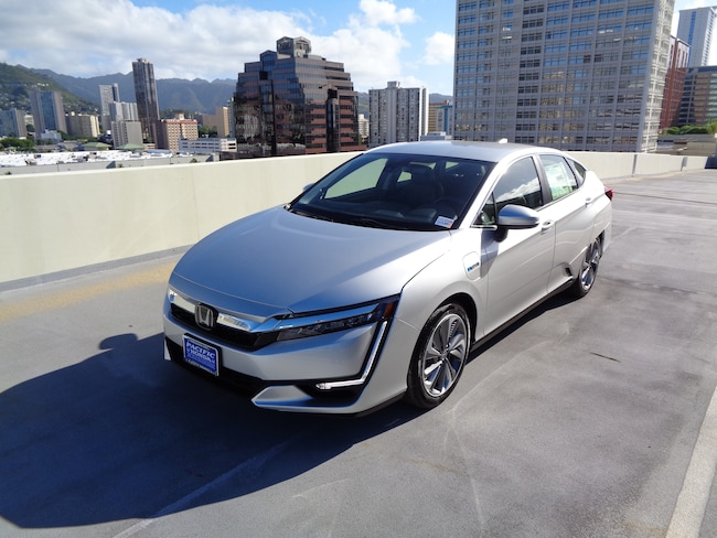 New 2018 Honda Clarity Plug-In Hybrid Sedan in Honolulu
