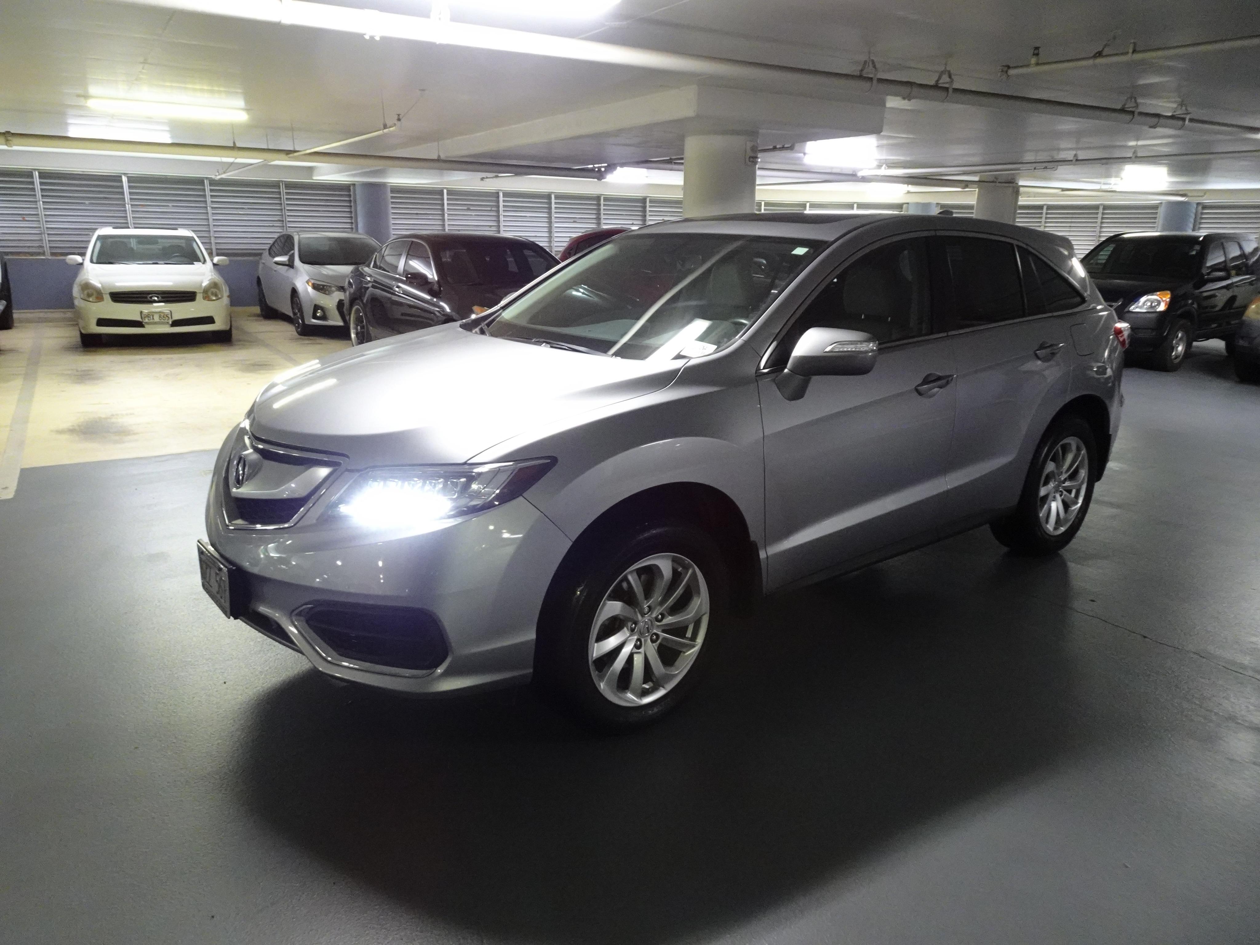 Used 2017 Acura RDX Base SUV in Honolulu
