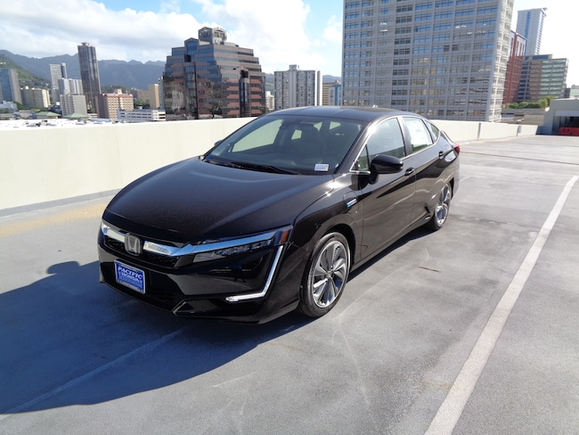 New 2018 Honda Clarity Plug-In Hybrid Sedan in Honolulu