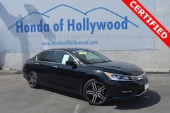 2017 Honda Accord Sport SE Sedan | Hollywood & LA