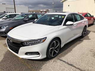 2019 Honda Accord Sport Made in North America! Sedan