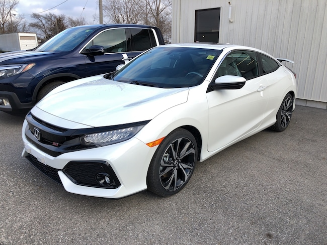 Where Is Honda Made >> New 2019 Honda Civic Si For Sale At Honda House Vin 2hgfc3a56kh220191