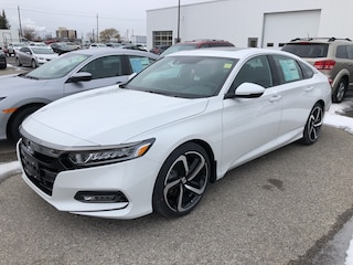 2019 Honda Accord Sport Made in Ontario Sedan