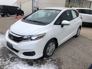 2019 Honda Fit LX Made in North America Hatchback