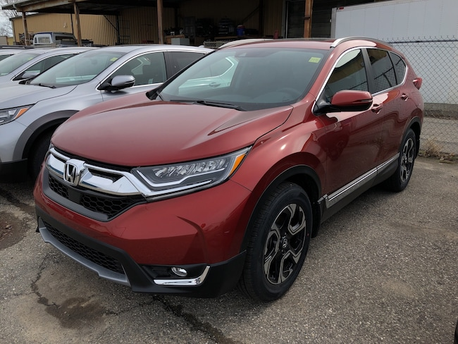 2019 Honda CR-V Touring Made in Ontario! SUV