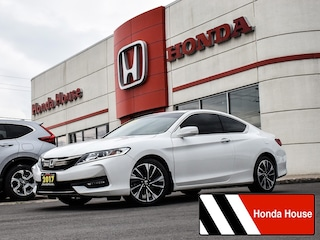 2017 Honda Accord EX - ONE OWNER! Coupe