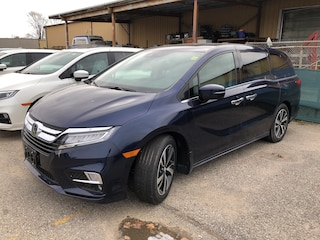 2019 Honda Odyssey Touring Made in North America! Van Passenger Van