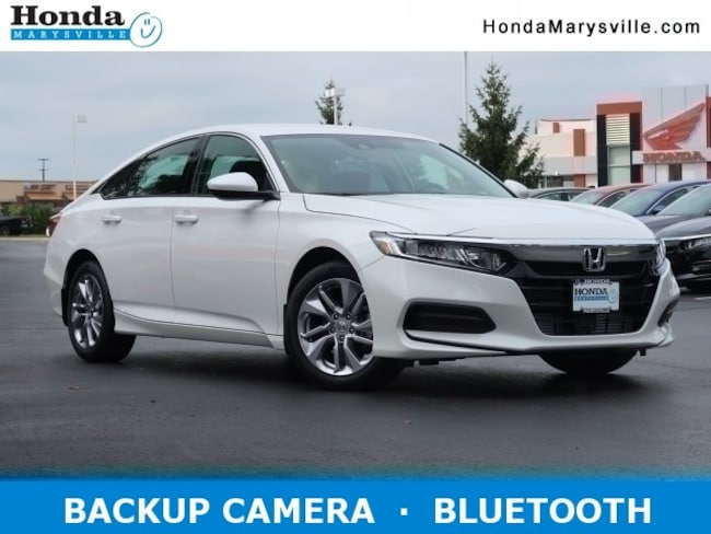 2018 Honda Accord LX 1.5T CVT Sedan