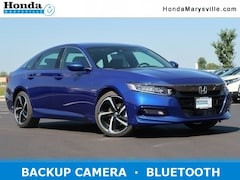 2018 Honda Accord Sport 1.5T CVT Sedan