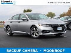 2019 Honda Accord EX-L 1.5T CVT Sedan