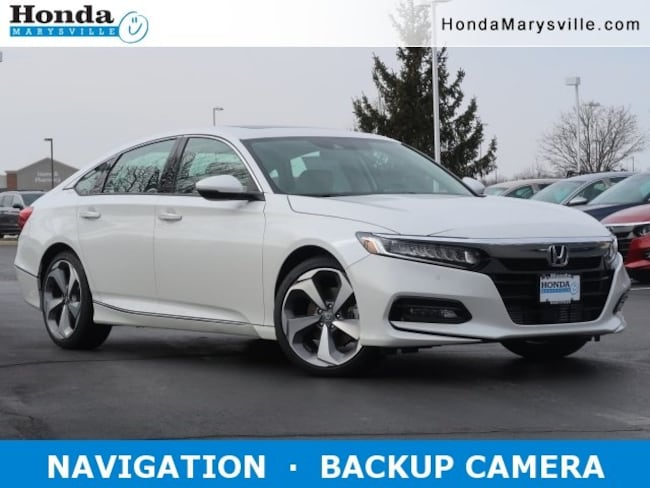 2019 Honda Accord Touring 2.0T Auto Sedan