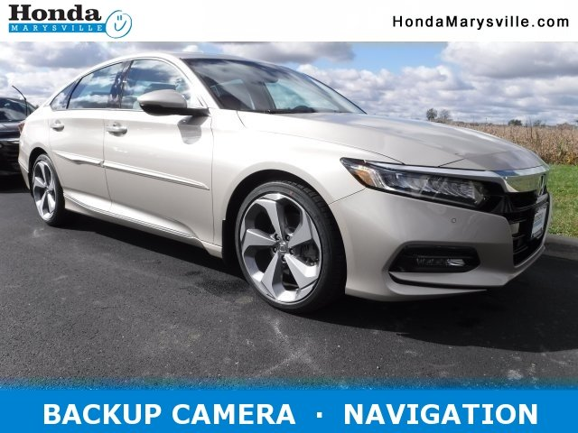 2018 Honda Accord Touring 1.5T CVT Sedan