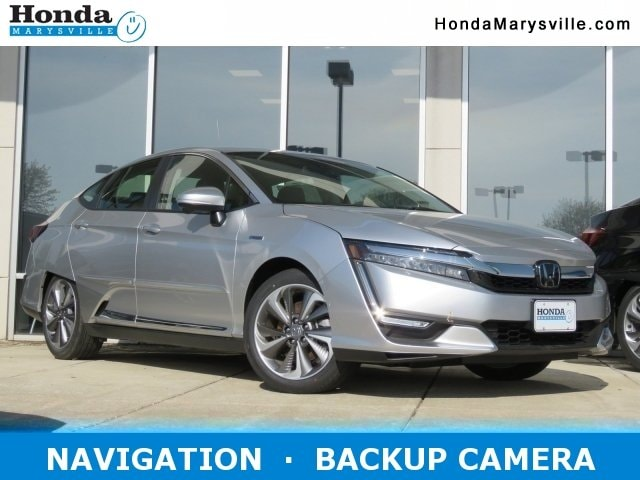 2018 Honda Clarity Plug-In Hybrid Touring Sedan Sedan