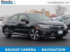 2018 Honda Civic Touring CVT Sedan