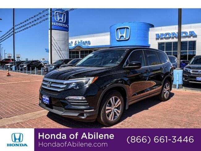 New 2018 Honda Pilot EX-L w/RES 2WD SUV Abilene, TX