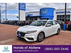 New 2021 Honda Insight Touring Sedan Abilene, TX